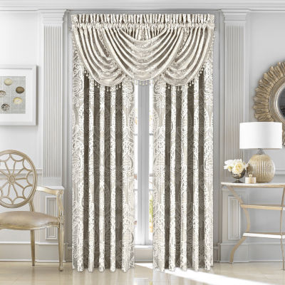 Queen Street Lorenzo Tab-Top Curtain Panel