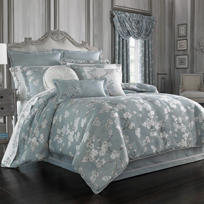 Queen Street Mateo 4-pc. Comforter Set & Accessories