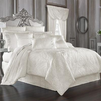 Queen Street Britney 4-pc. Midweight Comforter Set