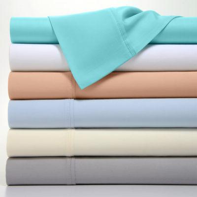 Kathy Ireland Home 1200 Thread Count Cotton Rich 6 Piece Sheet Set