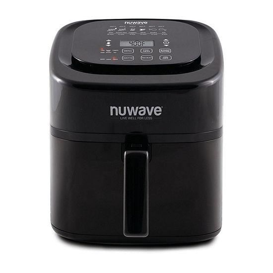 NuWave Brio 6 Quart Digital Air Fryer