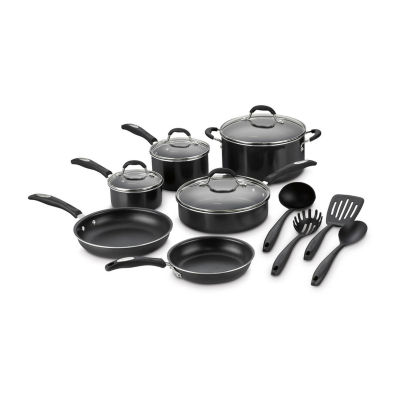 Cuisinart 14-pc. Aluminum Non-Stick Cookware Set