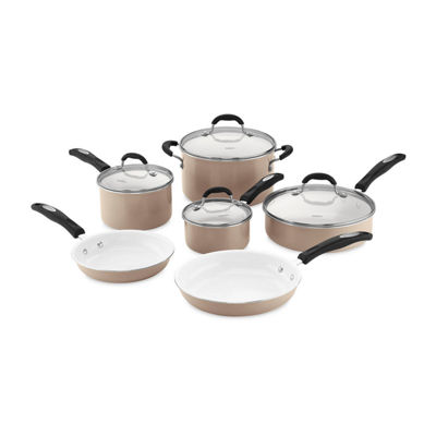 Cuisinart 10-pc. Aluminum Non-Stick Cookware Set