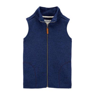 Carter's Sweater Fleece Vest Vest Boys