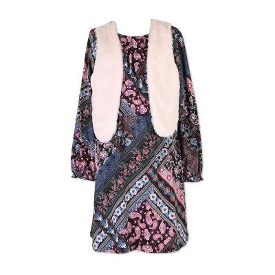 Speechless 2-pc. Jacket Dress Girls