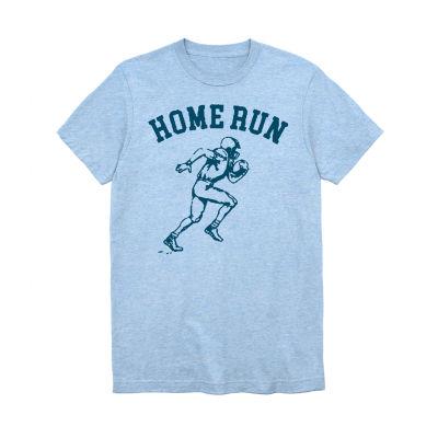 Football Home Run Graphic Tee