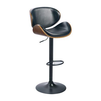 Signature Design by Ashley® Bellatier Upholstered Adjustable Height Barstool