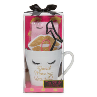 Stationary Mug Set