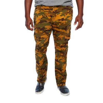 Us Polo Assn. Mens Slim Pants-Big and Tall