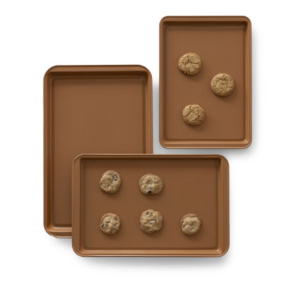 Cooks 3-pc. Cookie Sheet Set