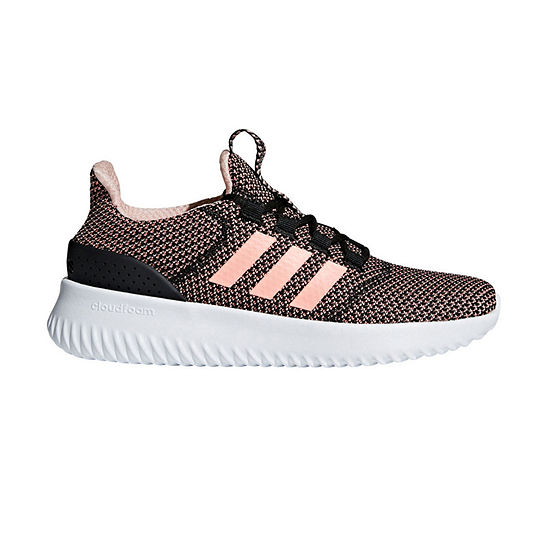 adidas Cloudfoam Ultimate Womens Lace-up Running Shoes