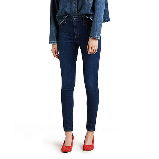 a726f72dc Levis 720 High Rise Super Skinny Jean JCPenney