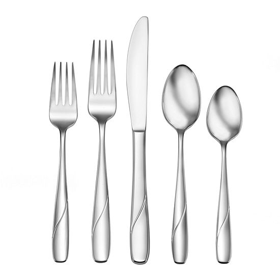 Studio Cuisine Abel 20-pc. Flatware Set