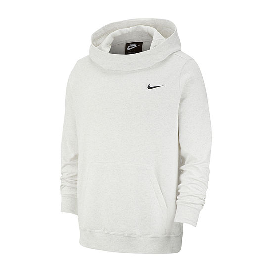 Nike Womens Long Sleeve Knit Hoodie-Plus