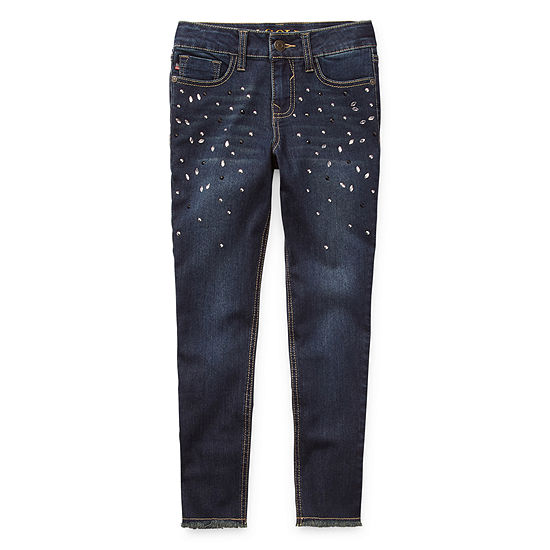 Vgold Little Kid / Big Kid Girls Skinny Fit Jean