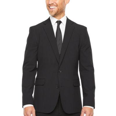 JF J.Ferrar-Slim Coolmax Slim Fit Suit Jacket