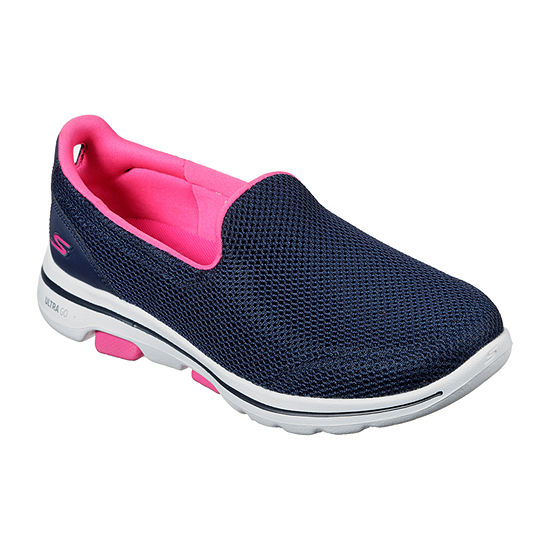 Skechers Go Walk 5 Fantasy Womens Walking Shoes