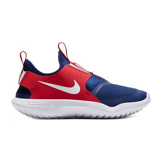 Nike Flex Runner Big Kids Boys Running Shoes