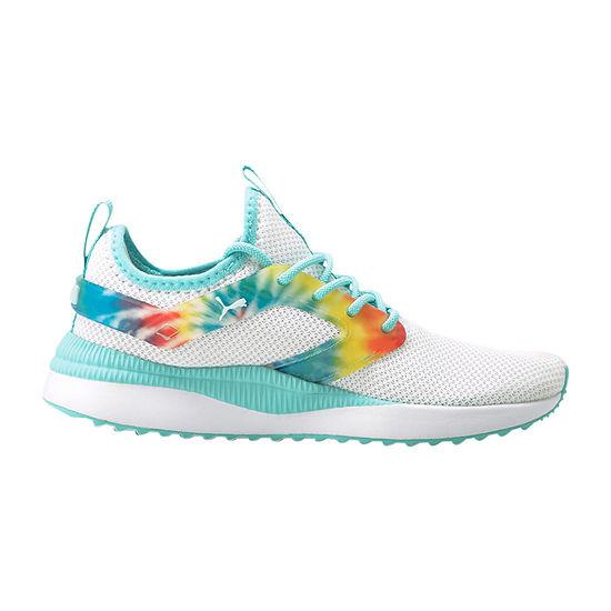 Puma Pacer Big Kids Girls Running Shoes