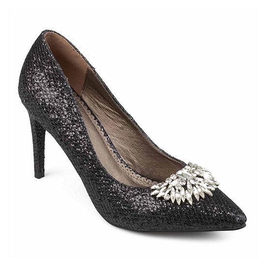 Journee Collection Womens Albie Pumps Stiletto Heel