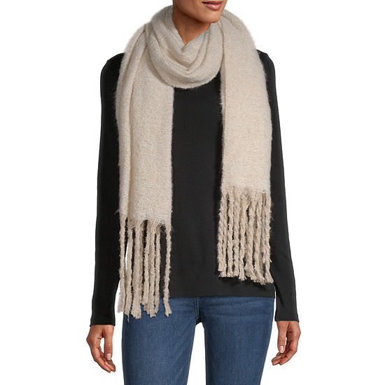Mixit Fringe Cold Weather Scarf