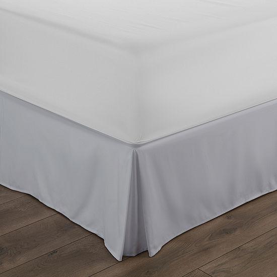 "Casual Comfort Luxury Pleated 14"" Hypoallergenic Wrinkle Resistant Bed Skirt"