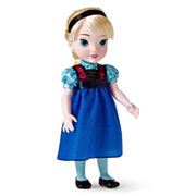 Disney Elsa Toddler Doll