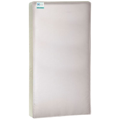 Sealy® Cozy Cool Hybrid 2-Stage Coil & Gel Crib Mattress