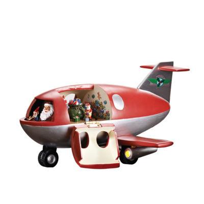 Roman Musical Jet Figurine