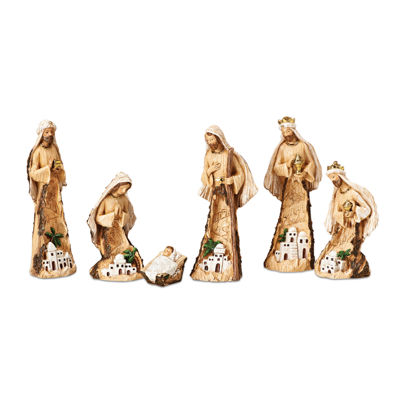 "Roman 7.5"" Holy Family 6 Piece Set"