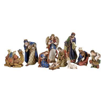 """Joseph's Studio Majesty 19.5"""" Nativity Set"""