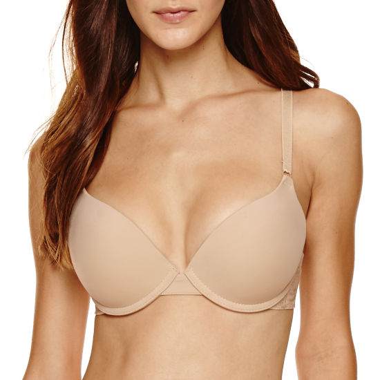 French Affair Everyday Laser Cut T-shirt Push Up Bra-3233 BR
