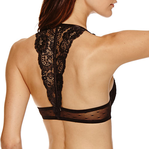 French Affair Front Closure Push Up Bra-3812br