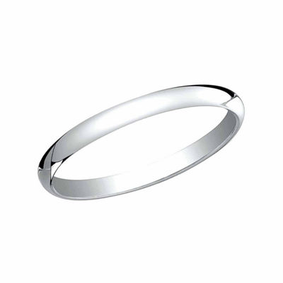 Womens 2mm Platinum Wedding Band
