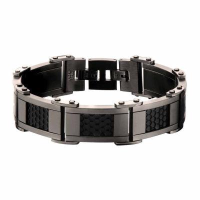 Stainless Steel Solid Link Link Bracelet