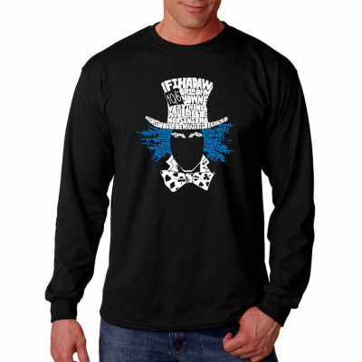 The Mad Hatter Long Sleeve T-Shirt