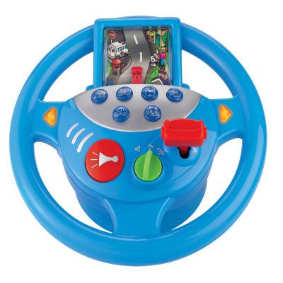 Sounds Steering Wheel Toy Playset - Unisex