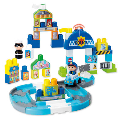 Police Force 5-Pc. Toy Playset - Unisex