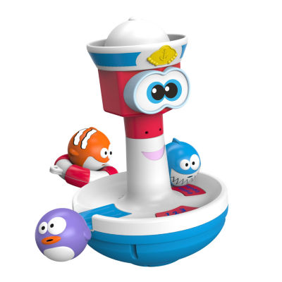 My Bath Time Light House-Bath Toy