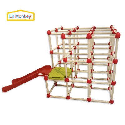 Lil' Monkey Climb N' Slide Olympic Climbers
