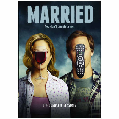 Married The Complete Second Season