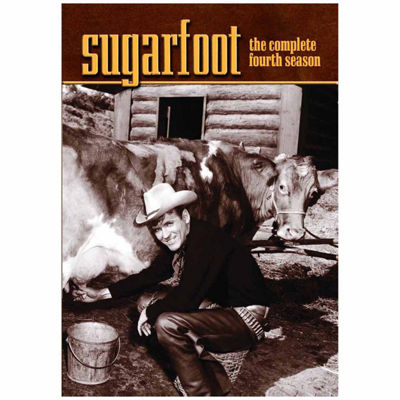 Sugarfoot The Complete Fourth Season