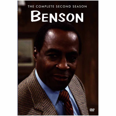 Benson: The Complete Second Season - 3 Discs - DVD