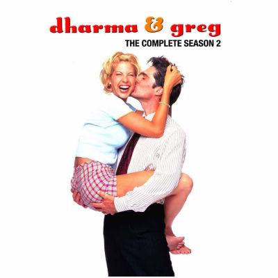 Dharma & Greg The Complete Second Season