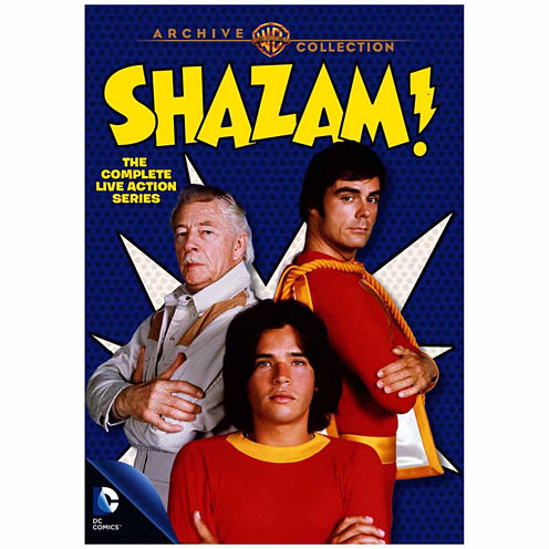 Shazam The Complete Live Action Series