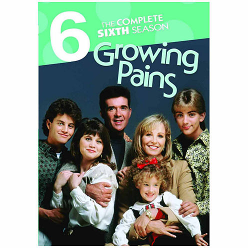 Growing Pains The Complete Sixth Season