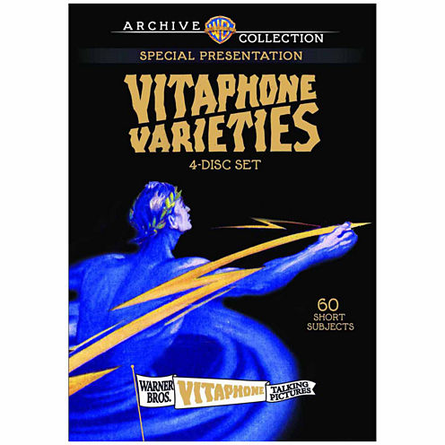Vitaphone Varieties 1926 - 30 4-Disc Set