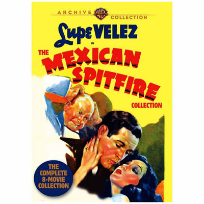 Mexican Spitfire Complete Movie Collection