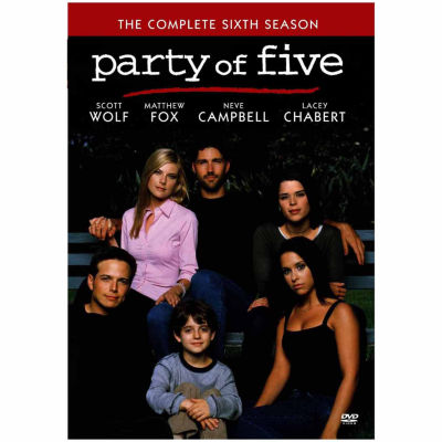 Party Of Five The Complete Sixth Season
