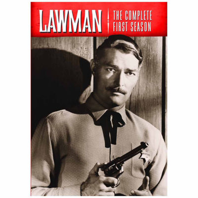Lawman The Complete First Season